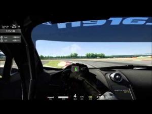 MP4-12c GT3 @ Silverstone GP 1:59.249