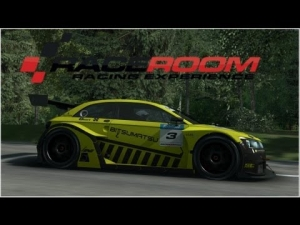 RaceRoom Racing Experience - Canhard R52 @ Lakeview Hillclimb Full Run