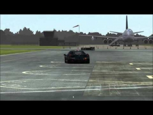 Racedepartment: rF2: Hotlap Challenge at Top Gear Test Track
