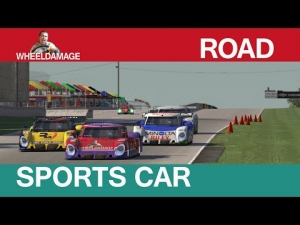 #iRacing 2014S3W2 World Sports Car Series Riley DP Road America 4