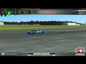 Ferrari Challenge 2011 Top Gear Track