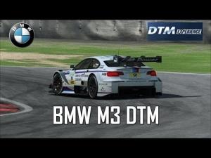 DTM EXPERIENCE - BMW M3 DTM @ Motorsport Arena Oschersleben - 2 laps