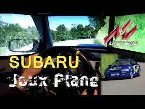 Assetto Corsa - Joux Plane - Subaru WRC