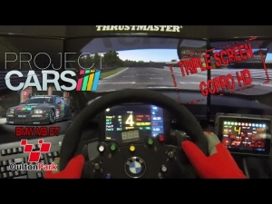 Project CARS - BMW M3 GT @ Oulton Park