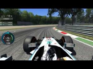 [Assetto Corsa] Mercedes AMG Hamilton - 1:24'618