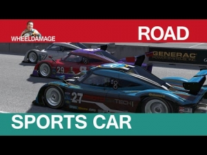 #iRacing 2014S3W2 World Sports Car Series Riley DP Road America 8