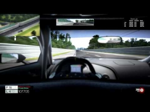 Project Cars | Audi R8 LMS Ultra | 24h Le Mans | 10 Lap Race | Part 1