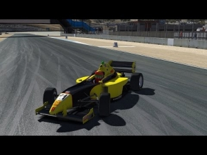 iRacing - Laguna Seca Star Mazda