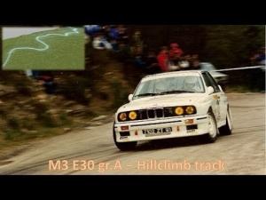 M3 E30 gr.A - Hillclimb - Assettocorsa