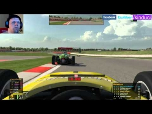 iRacing Official Skip Barber race from Silverstone Historic GP - Strength of field: 2253