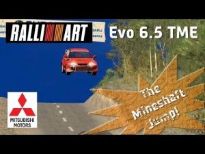 RBR - Mineshaft - Mitsubishi Evolution VI (Evo 6.5) TME SCP