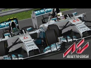 Assetto Corsa | F1 2014 | Mercedes w05 Hybrid