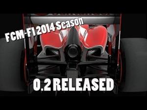 AC = FCM - F1 2014 Season 0.2 Beta released