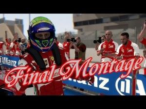 F1 2013 - Final Montage - Tryb Scenariuszy - 4K