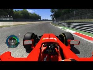 [Assetto Corsa] Ferrari F14T Practice 1 @ Monza
