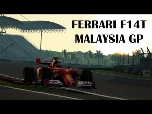 Assetto Corsa - Ferrari F14 T on Sepang International Circuit