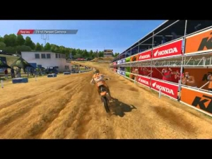 MXGP: The Official Motocross Videogame [KTM 250 SX-F (MX2 - Águeda)]
