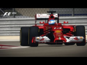 F1 2014: Bahrain Hot Lap