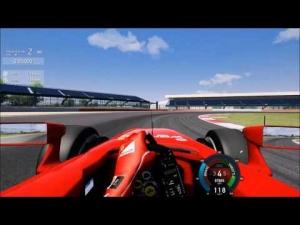 Assetto Corsa - Ferrari F14 T - Hotlap - Silverstone (1.35.280)
