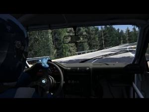 Assetto Corsa: BMW E30 DTM - Transfagarasan Attack!