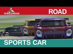 #iRacing 2014S3W3 World Sports Car Series Riley DP Mosport 3