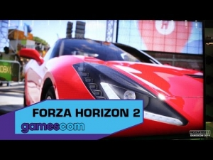 Forza Horizon 2 - GamesCom 14