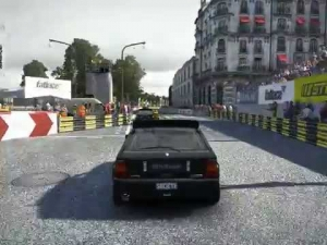 GRID Autosport [Lancia Delta Cup - Paris (From last to 2nd place)]