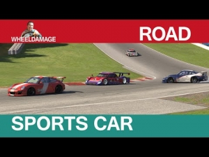 #iRacing 2014S3W3 World Sports Car Series Riley DP Mosport 5