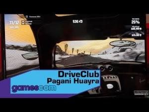 DriveClub - GamesCom 14