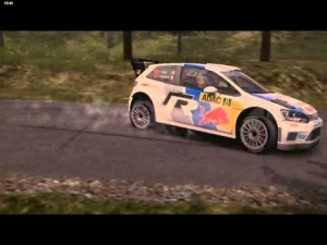 WRC 4: FIA World Rally Championship [Volkswagen Polo R WRC (Germany)]