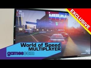 World of Speed - Exclusive Multiplayer gameplay - Gamescom 2014