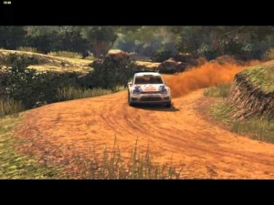 WRC 4: FIA World Rally Championship [Volkswagen Polo R WRC (Australia)]