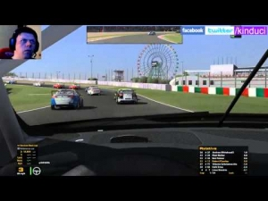 iRacing BSRTC Season 6 Round 8 from Suzuka East - An even bigger mare!