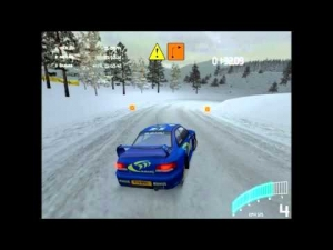 Colin McRae Rally 2.0 (PC) - Subaru Impreza WRC - Sweden ss1