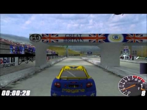 Michelin Rally Master (PC game 2000) - All CARS & Short GAMEPLAY