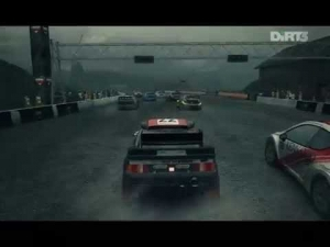 DiRT 3 [Ford RS200 RallyX (Smelter)]