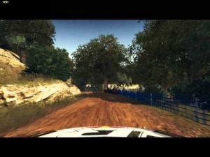WRC 4: FIA World Rally Championship [Volkswagen Polo R WRC (Hood Cam) (Australia)]
