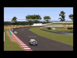 Mini Cooper Race at Taruma - Game Stock Car Extreme