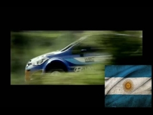 WRC 4: FIA World Rally Championship [Hyundai i20 WRC - Hood Cam (Argentina)]