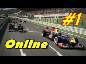 [#1] F1 2013 - Online - Na początek czas na Bahrajn
