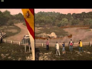 WRC 4: FIA World Rally Championship [Volkswagen Polo R WRC (Spain)]