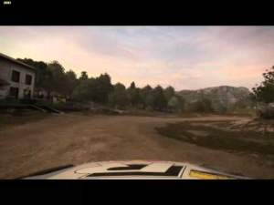WRC 4: FIA World Rally Championship [Volkswagen Polo R WRC (Hood Cam) (Spain)]