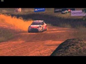 WRC 4: FIA World Rally Championship [Citroën DS3 (Australia)]