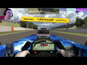 iRacing Star Mazda Official race at Suzuka - Good racing fun with a whoops moment
