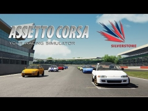 Assetto Corsa [HD++] ★ Honda Civic EG6 VTi ★ Race w/ AI @ Silverstone National