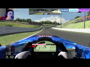 iRacing BSRF1 Season 2 Round 3 from Suzuka Part 2 of 2- What a race!