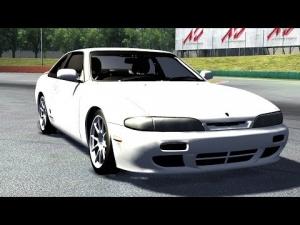 Assetto Corsa Nissan Silvia S14 + Download Car