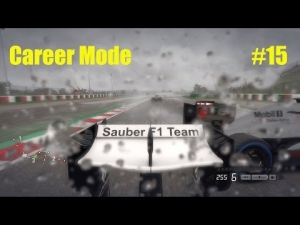 F1 2013 career mode part 15: Japan