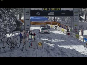 WRC 4: FIA World Rally Championship [Citroën DS3 (Sweden)]