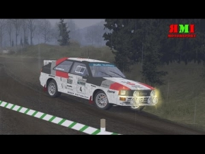 Audi Quattro A2 - On The Limit And Beyond